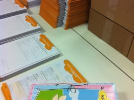 Kraamzorg – kraamdossiers maken / formulieren vergaren